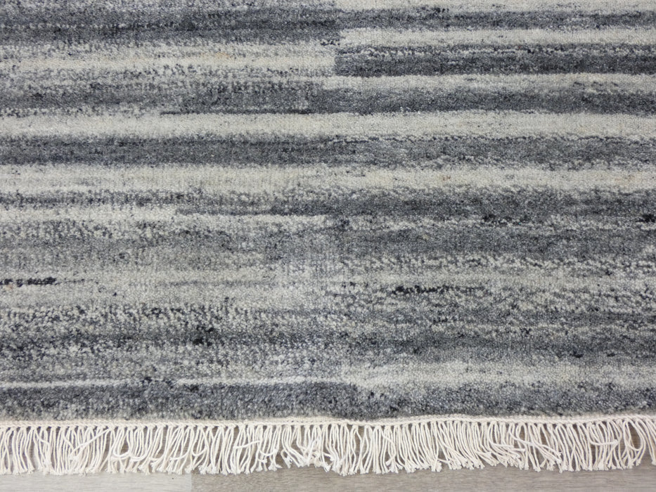 NZ Wool Hand Knotted Modern Design Rug Size: 200 x 300cm-Natural/wool Rug-Rugs Direct