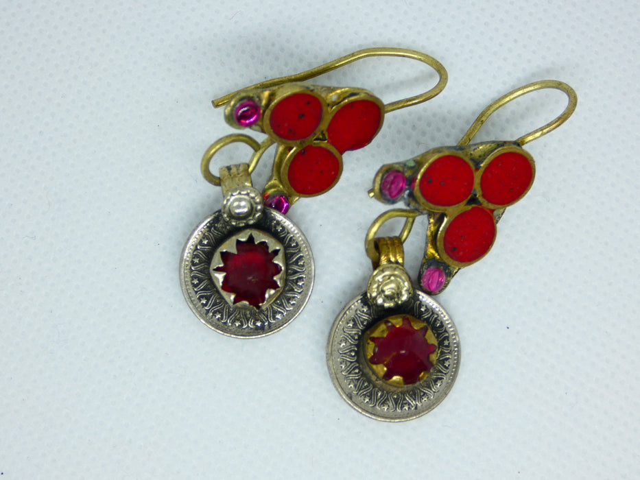 Afghan Earring, Handmade and Traditional