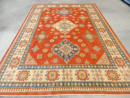 Afghan Hand Knotted Kazak Rug Size: 247 x 328cm
