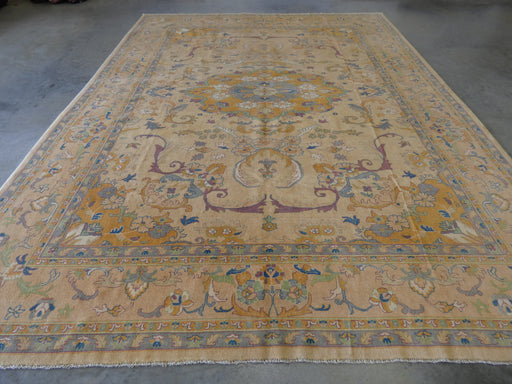 Afghan Hand Knotted Khoja Roshnai Rug Size: 302 x 395cm