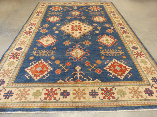 Afghan Hand Knotted Kazak Rug Size: 251 x 341cm