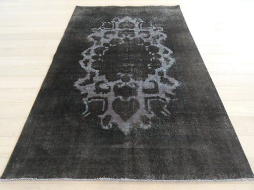 Persian Hand Knotted Vintage Overdyed Rug Size: 195 x 290cm