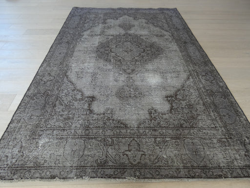 Persian Hand Knotted Vintage Overdyed Rug Size: 195 x 288cm