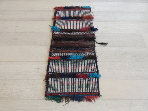 Hand Made Afghan Saddle Bag