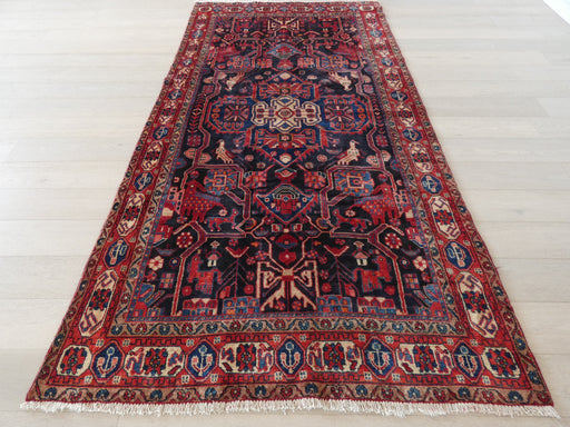 Persian Hand Knotted Nahavand Rug Size 306 x 161cm