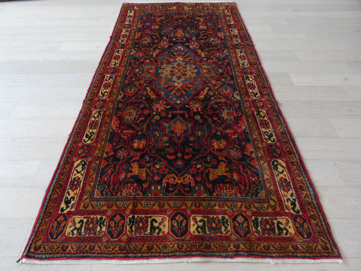 Persian Hand Knotted Nahavand Rug Size 310 x 160cm
