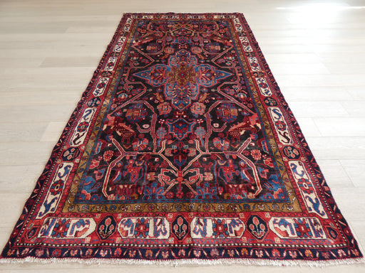 Persian Hand Knotted Nahavand Rug Size 300 x 162cm
