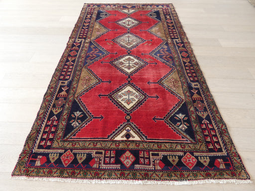 Persian Hand Knotted Koliai Rug Size: 278 x 156cm