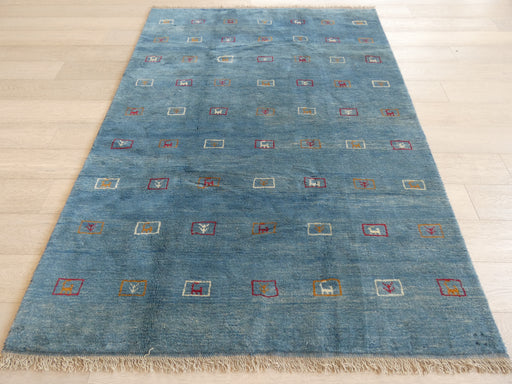 Authentic Persian Hand Knotted Gabbeh Rug Size: 236 x 170cm