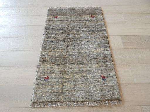 Authentic Persian Hand Knotted Gabbeh Rug Size: 120 x 77cm