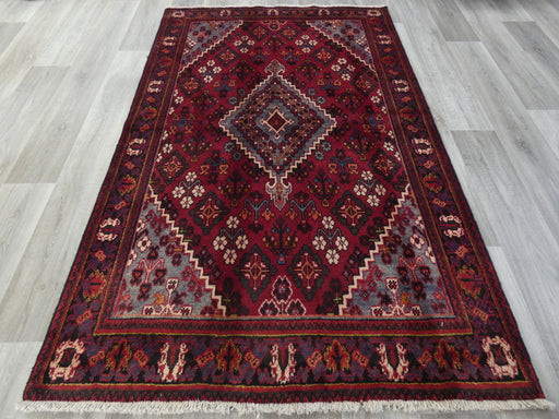 Persian Hand Knotted Joshaqan Rug Size: 215 x 138 cm