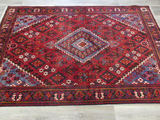 Persian Hand Knotted Joshaqan Rug Size: 214 x 140cm