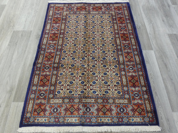 Persian Hand Knotted Mood Rug Size: 140 x 100cm