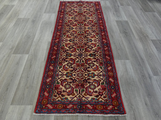 Persian Hand Knotted Roodbar Rug Size: 223 x 86cm