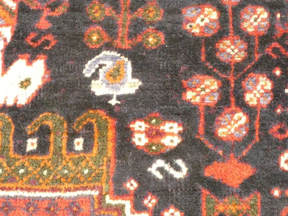 Persian Hand Knotted Shiraz Rug Size: 292 x 190 cm-Shiraz Rug-Rugs Direct