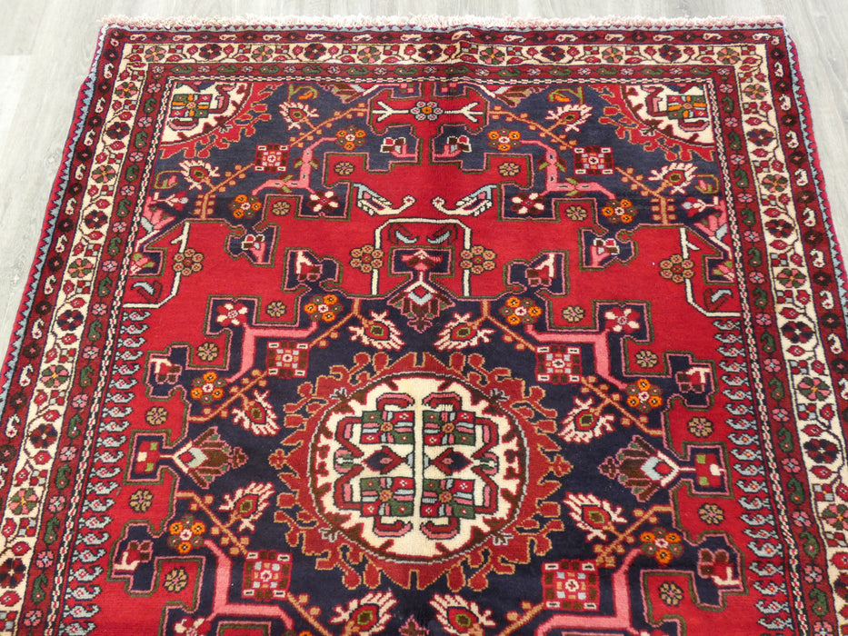 Persian Hand Knotted Tafresh Rug Size: 150 x 112cm-Tafresh Rug-Rugs Direct