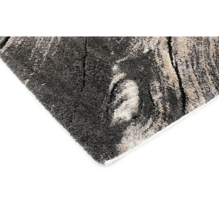 Tree Trunk Design Modern Rug