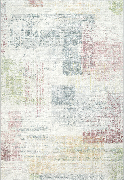 Luxuriously Abstract Design Canyon Rug