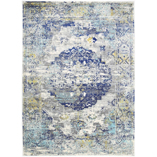 Bohemian Distressed Style Rug