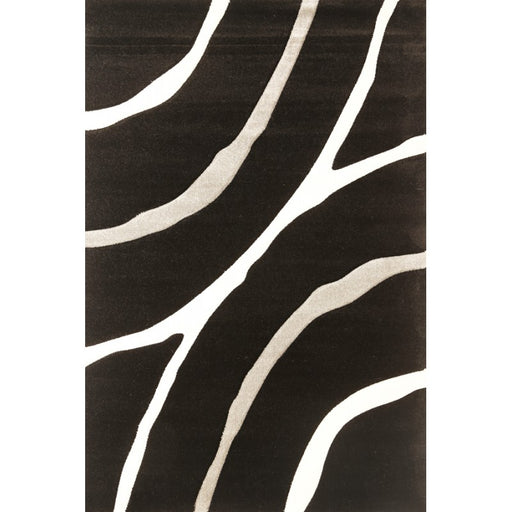Modern Curved Design Turkish Rug-Modern Rug-Rugs Direct