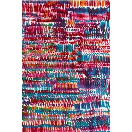 Turkish Modern Multi Coloured Rug
