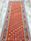 Persian Hand Made Qashqai Kilim Runner Size: 122 x 410cm-Kilim Rug-Rugs Direct
