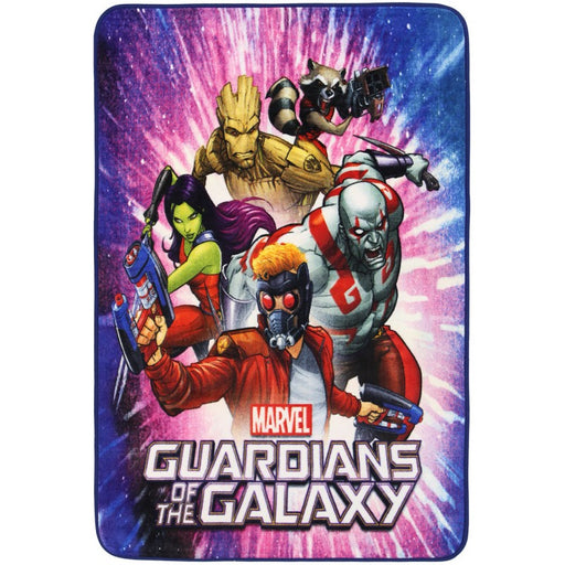 "Kids Mat ""Guardians of the Galaxy"" Size: 100 x 150cm"