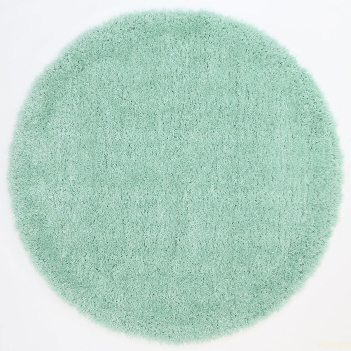 Light Blue Turkish Shaggy Rug-SHAGGY-Rugs Direct