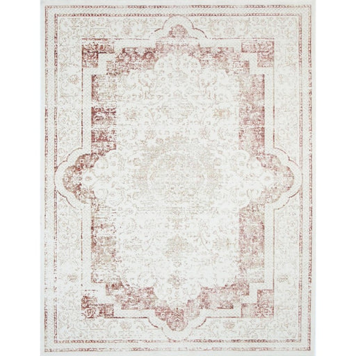 Traditional Washed Looked Turkish Rug-Vintage Rug-Rugs Direct