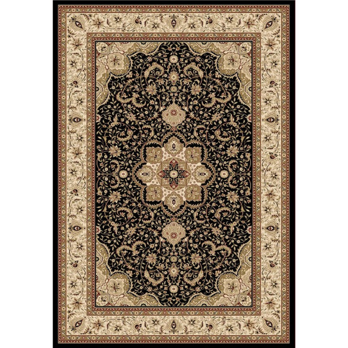 Persian Gold Medallion Top Quality Turkish Rug