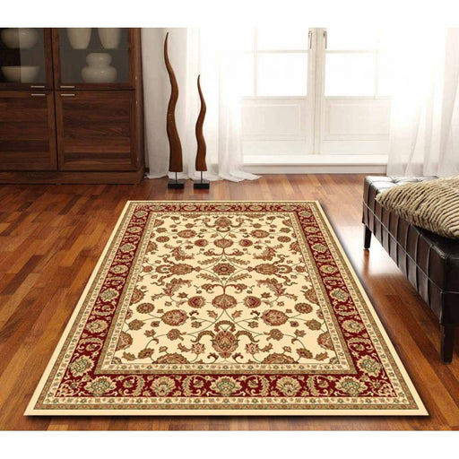 Soft and Thick Traditional Design Rug