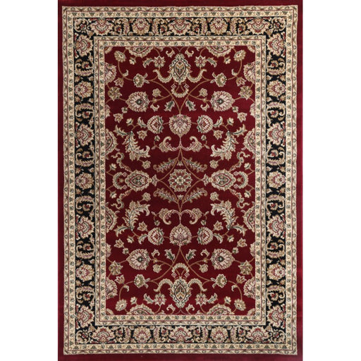 Royal Red Traditional Design Rug-Traditional Design-Rugs Direct