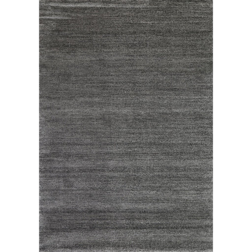 Grey Colour Plain Rug