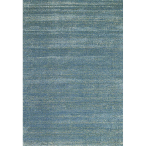 Teal Colour Plain Rug