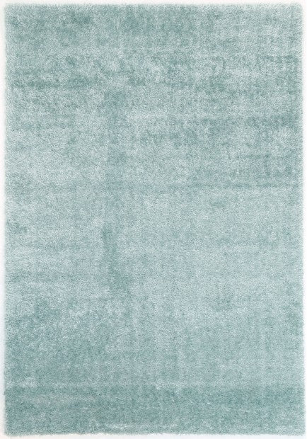 Puffy Teal Turkish Shaggy Rug-SHAGGY-Rugs Direct