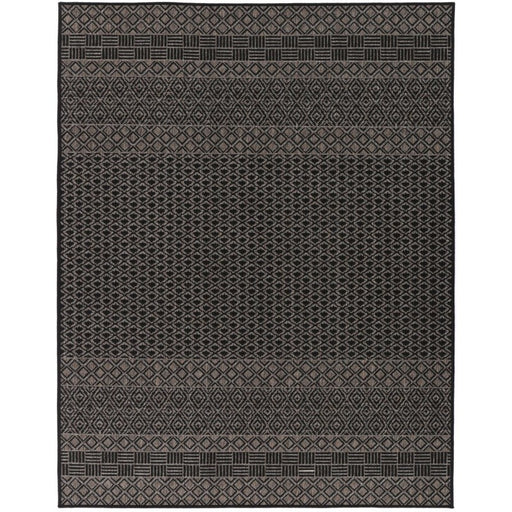 Sisal Look Flatweave Rubber Back Indoor/Outdoor Rug