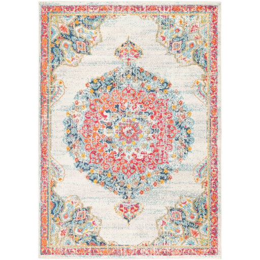 Traditional Distressed Style Rug