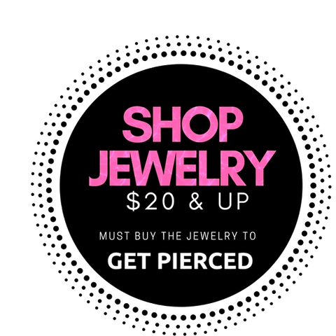 Shop jewelry for your piercings $20 & UP