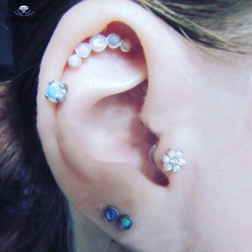 $20 Tragus Ear Piercing + Jewelry $25 n' up