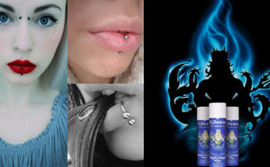 H2 Ocean Aftercare Spray, Body Piercing, Pierce Me Body Piercing Shops