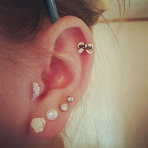 Tragus Piercing {PM}♡, Body Piercing, Pierce Me Body Piercing Shops