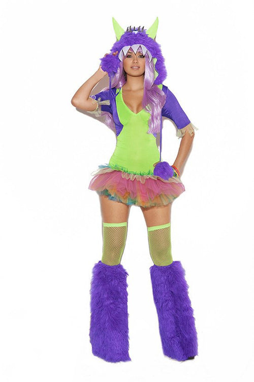 One Eyed Monster - 2 pc. Costume Set