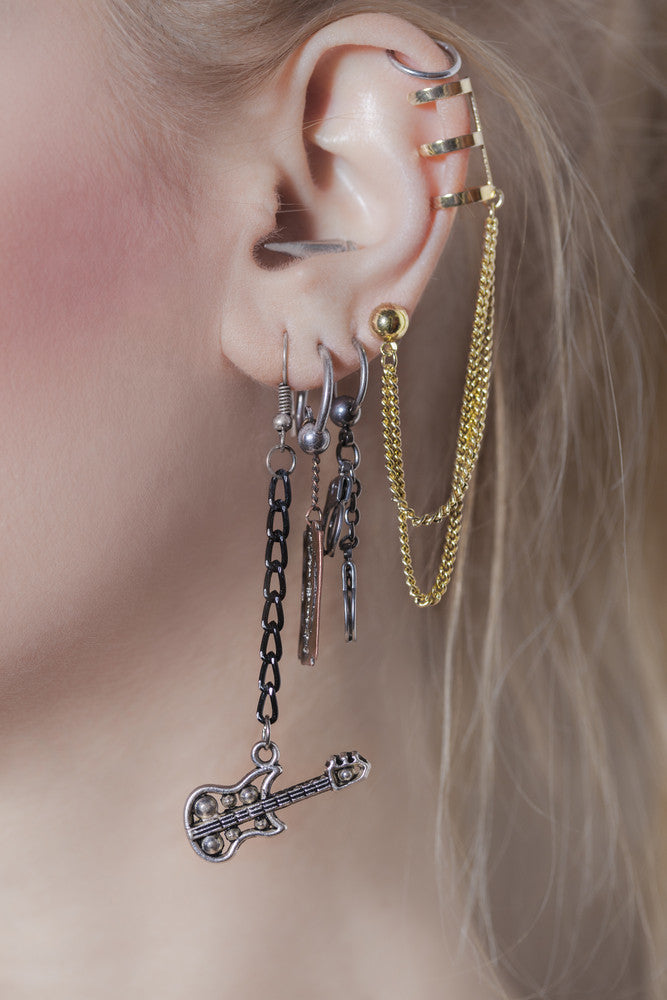 shop helix  or lobe ear piercing online at Pierce Me. Your No.1 piercing shop boutique in the Washington, DC metro area.