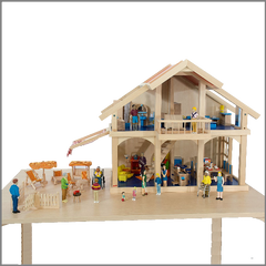 Small World Dolls Houses