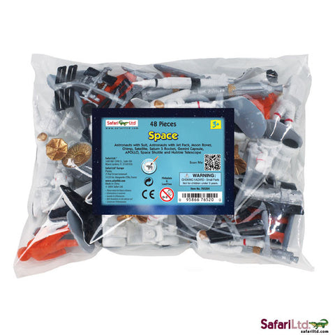 Space Bulk Bag- 48 Pieces