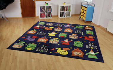 Story Time Carpet