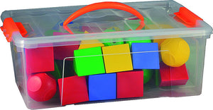 Building Blocks with suction cup boxed