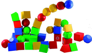 Building Blocks with suction cup