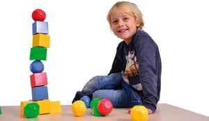 Building Blocks with suction cup, Building , Construction