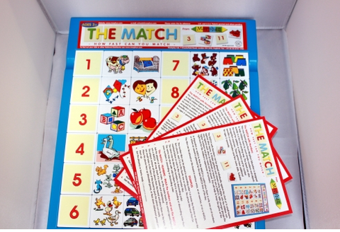The Match Ed Pack